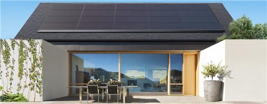 Tesla reveals slender solar panels that appear to float on roofs