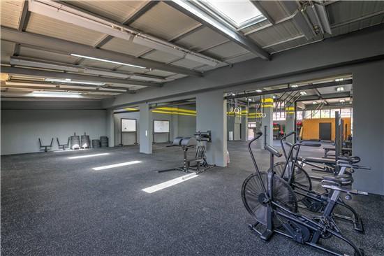 FITBOX 66, Crossfit gym Elliniko-Athens