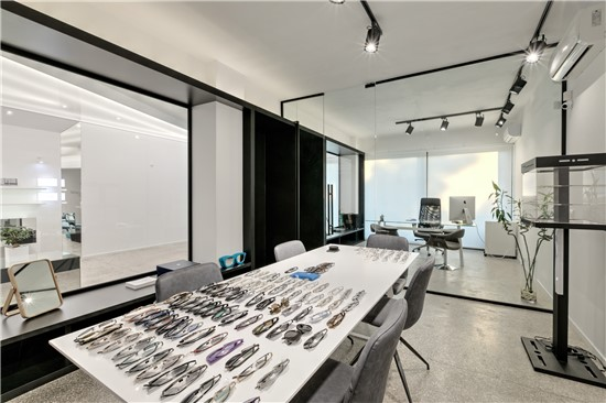 Showroom office, Glyfada