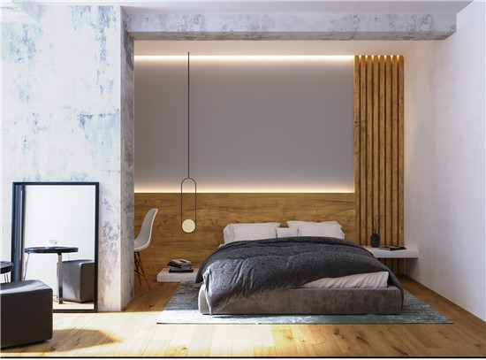 Building of 6 flats & store design-renovation