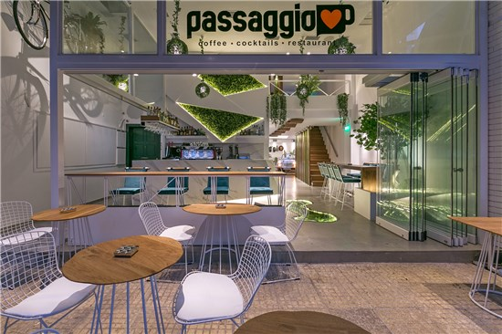 PASSAGGIO COFFEE-BAR-RESTAURANT PERISTERI